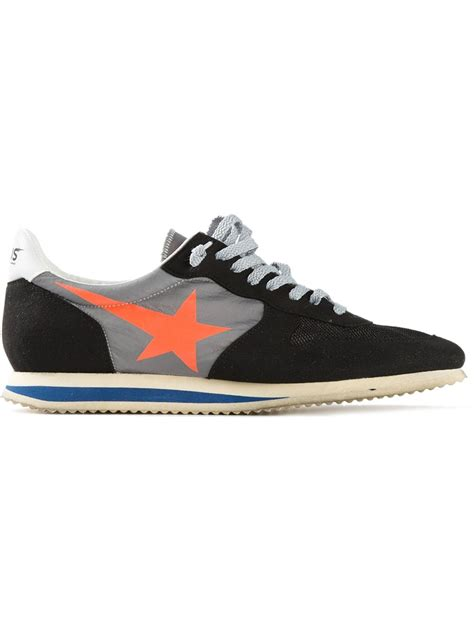 ggdb sneakers haus by golden goose deluxe brand x ggdb panelled sneakers