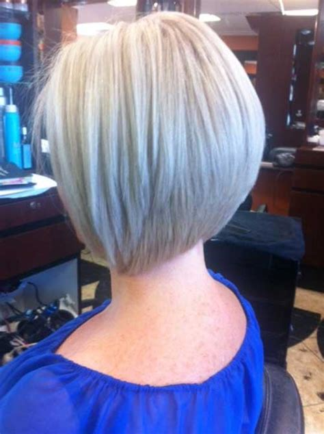 back pictures of a line bob hair cut 30 best short graduated bob bob hairstyles 2015 short