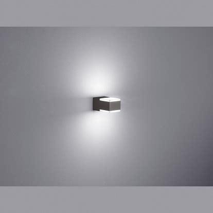 wand kristallleuchter kompakte led aussen wandle anthrazit