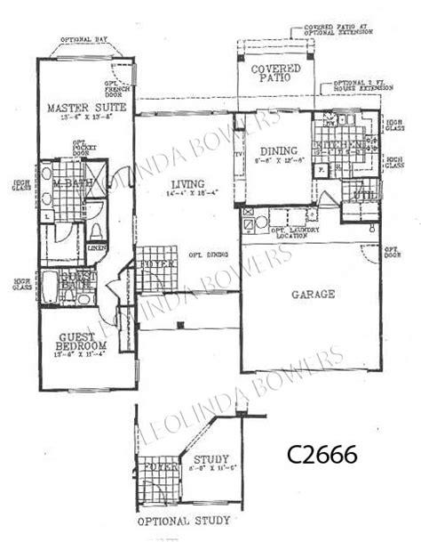 sun city west az floor plans sun city west alpine 93 model floor plan
