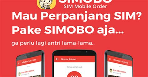 cerpen membuat sim simobo aplikasi android untuk perpanjangan sim arizuna