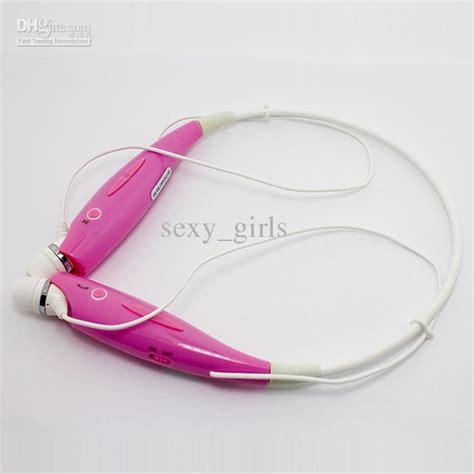Bt Pink Set wireless bluetooth stereo headset hbs 700 bluetooth free in ear headphone for lg android