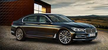 7 Series Bmw 171 Back To Post Get Powerful Car With Bmw 7 2017 Series