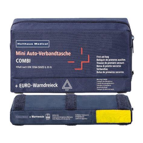 Verbandskasten Auto Schweiz by Erste Hilfe Verbandtasche Travel Ideal F 252 R Reisen Und