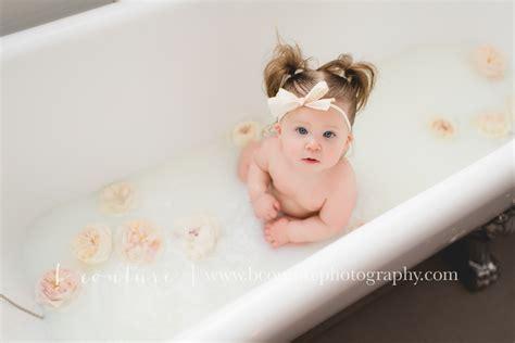 milk bathtub baby milk bath fun southern utah lifestyle baby