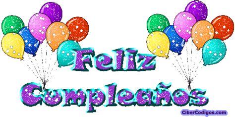 imagenes de cumpleaños brillantes feliz cumplea 241 os letras grandes imagui