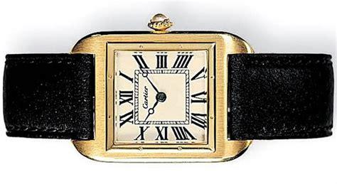 Jam Tangan Unisex Pria Dan Wanita Cartier Santos Grade Aaa watches with aviation theme jam tangan dengan tema penerbangan