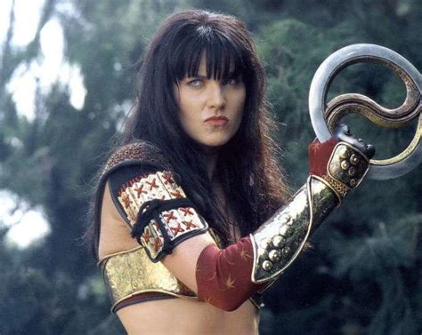 zena the warrior princess hairstyles 11 fierce facts about xena warrior princess mental floss