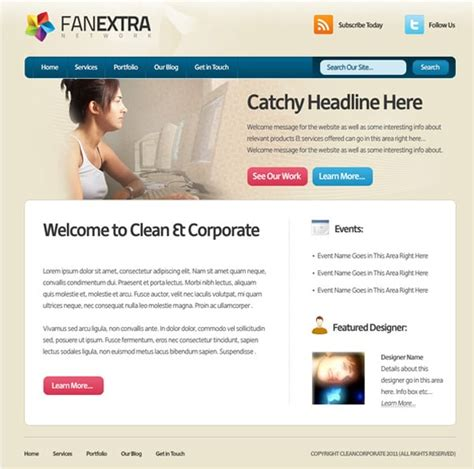 web layout tutorials in photoshop create website layout in photoshop 50 step by step tutorials