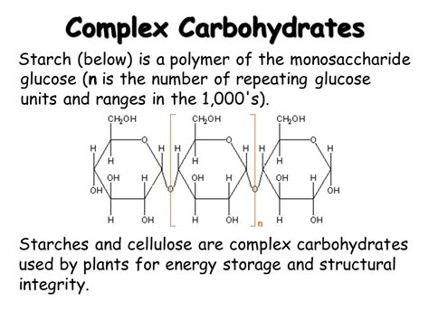 5 complex carbohydrates basic biochemistry carbohydrate protein and