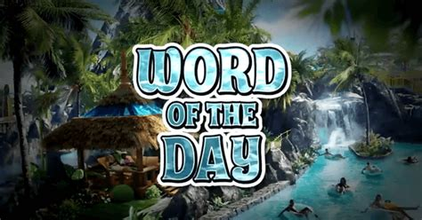 Today Show Orlando Sweepstakes - get today s word of the day for extra s universal orlando sweepstakes
