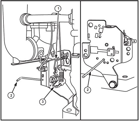 briggs and stratton governor linkage diagrams briggs carburetor linkage diagram briggs free engine