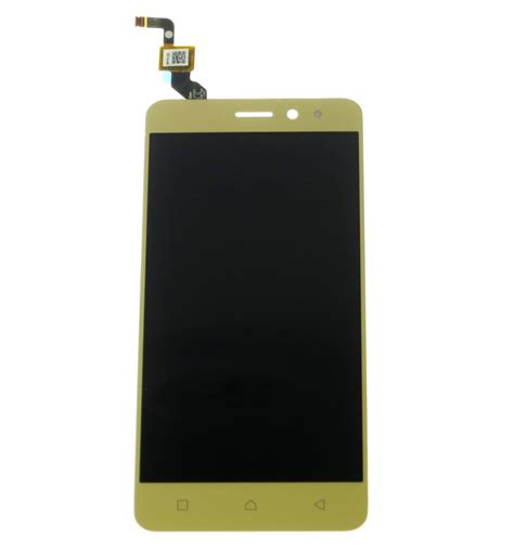 lcd touch screen gold oem for lenovo k6 power lcdpartner