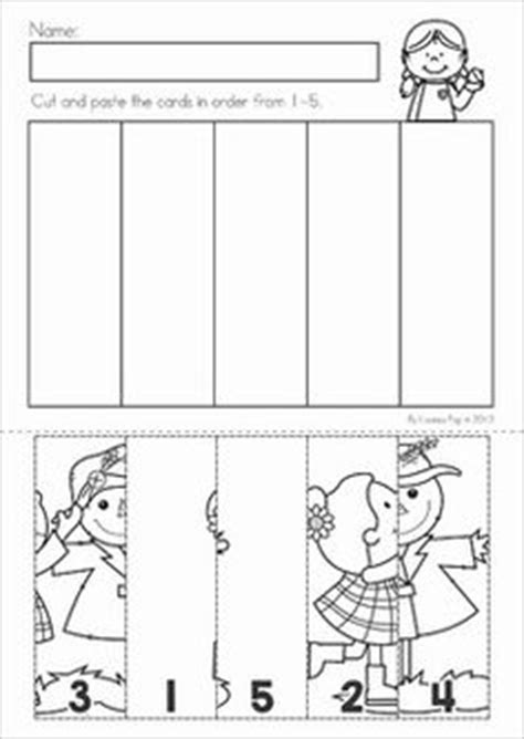 Cut And Paste Fall Worksheets by June Writing Journal Prompts