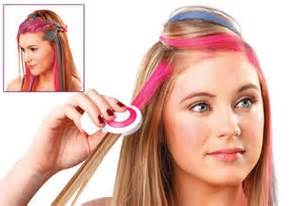 Best Wash Out Hair Color - wash out hair dye best brands pink red and black washable hair colors hair mag