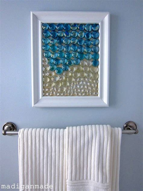 bathroom art diy 12 simple wall art projects to make