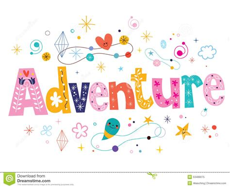 clipart in word adventure clipart the word pencil and in color adventure
