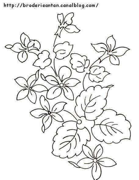 disegni di fiori da ricamare disegni di ricamo con motivi floreali arte ricamo