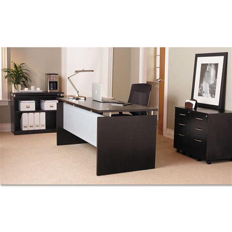 espresso machine for office desk modern desks skye espresso 66 inch desk eurway