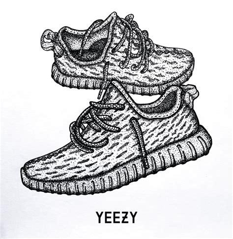 Sepatu Adidas Yeezy Boost 350 V2 Zebra kanye west adidas yeezy boost 350 illustration yeezy