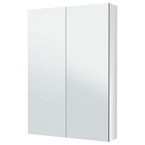 ikea bathroom mirrors godmorgon mirror cabinet with 2 doors 80x14x96 cm ikea