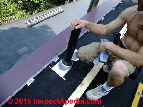Plumbing Vent Height Above Roof by Plumbing Vents Code Definitions Specifications Of Types