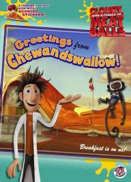 Cloudy with a Chance of Meatballs: Greetings from