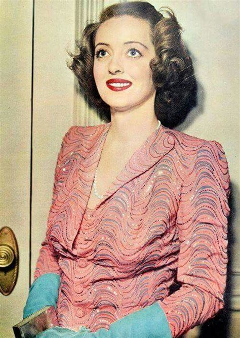 what color were bette davis 391 best images about in color on