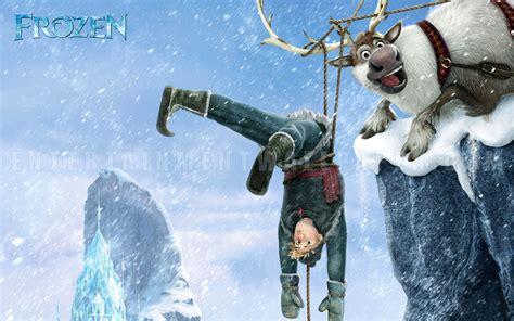 wallpaper frozen una aventura congelada juegos de frozen sven y kristoff de frozen descargar