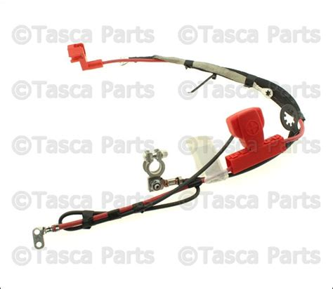 new genuine mopar oem battery brand new genuine oem mopar battery wiring cable 2004 2005 dodge neon 5084446aa ebay