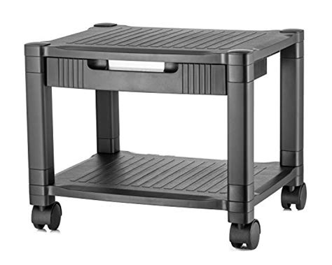 rolling printer cart under halter lz 306a mini rolling printer cart machine stand