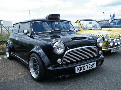 Clasic Mini Black K 1982 mini black cab taxi black cab minis and classic mini