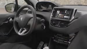 Peugeot 208 Inside Peugeot 208 Interior