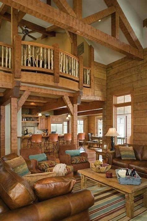 beautiful log home interiors 33 best images about gorgeous log cabins on pinterest