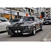 Ford Mustang Shelby GT 500E Eleanor  3 Mars 2013