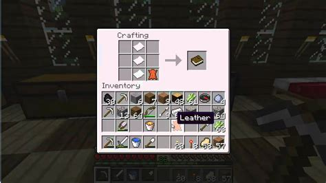 How Do You Make Paper In Minecraft Pc - minecraft how to make a book pc how to make a book in