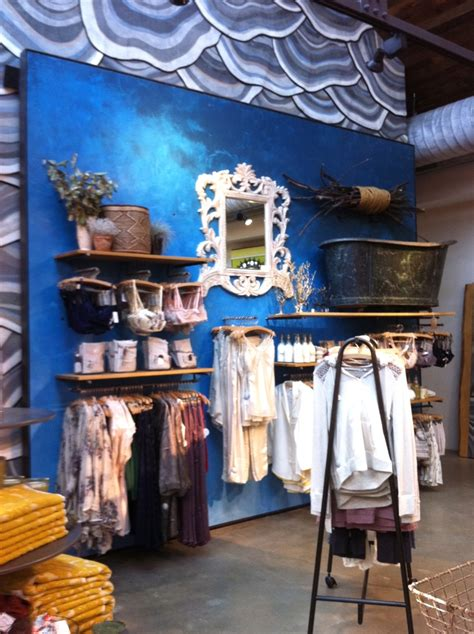 anthropologie store interior home decor