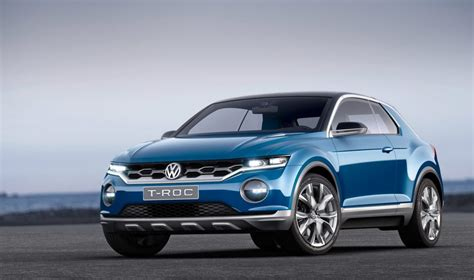 vw golf based crossover would be revealed in geneva