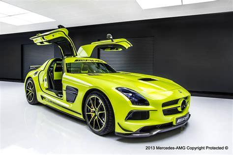 Mercedes Mbz01 Black Box Exclusive mercedes cars news bespoke sls amg black series