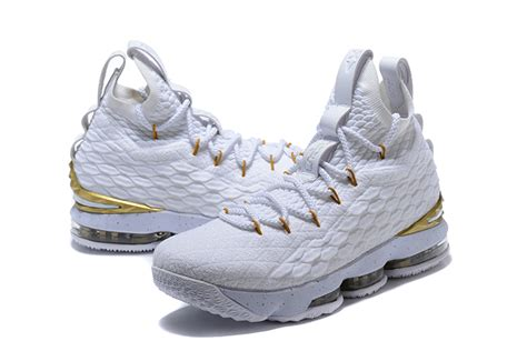 Sale Promo Sepatu Basket Lebron 15 Philippines white silver womens nike lebron 15 shoes