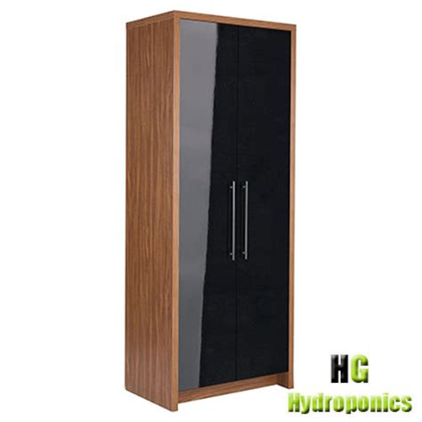 Wardrobe Grow Box by Stealth Wardrobe Gloss Grow Box