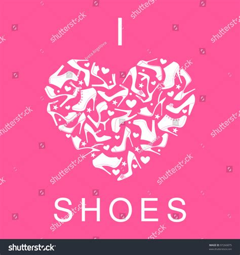 Clipart Fashion Heart | image gallery i love shopping icons