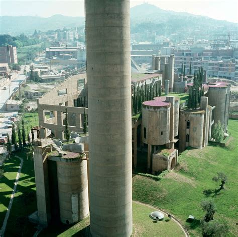 cement factory house the factory by ricardo bofill taller de arquitectura homedsgn