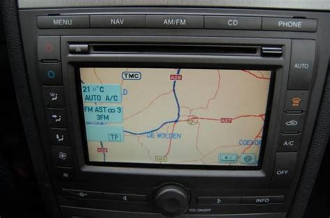 ford focus map update software update nav ford