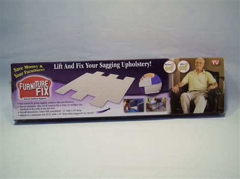 Sagging Fix As Seen On Tv by As Seen On Tv Furniture Fix Lift Fix Your Sagging