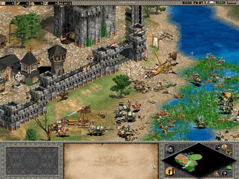 age of empires 2 age of kings screenshots hooked gamers