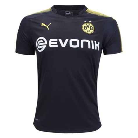 Jersey Dortmund Away jersey borussia dortmund away 2017 2018 jersey bola