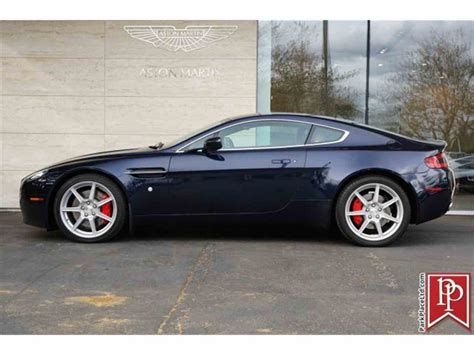 2008 Aston Martin Vantage For Sale by 2008 Aston Martin Vantage For Sale Classiccars Cc