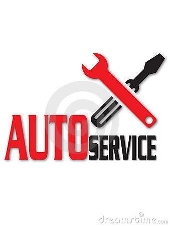 logo services auto auto service logo stock photo image 15273410