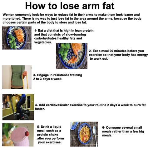 How To Shed Arm by Lose Arm Loseweight2easy